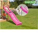 Jungle Gym Rutschebane Violet 2,20 m