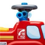 Brandbil ride-on med opbevaringsrum, rat og horn FALK