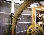 Cykelholder vertikal