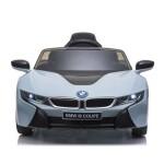 Elbil BMW I8 licens NORDIC PLAY 12V med EVA hjul