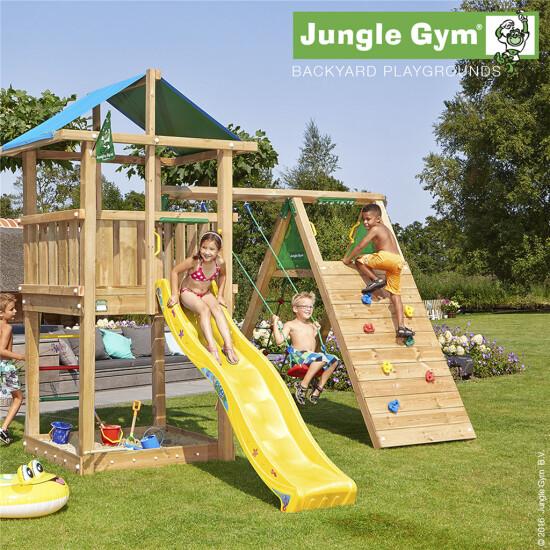 Jungle Gym Hut + Climb Modul X'tra web