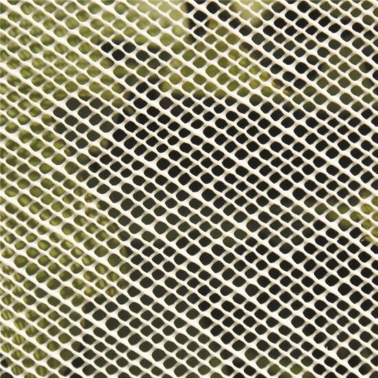 Insektnet plast 0,6 x 2,5 m, hvid