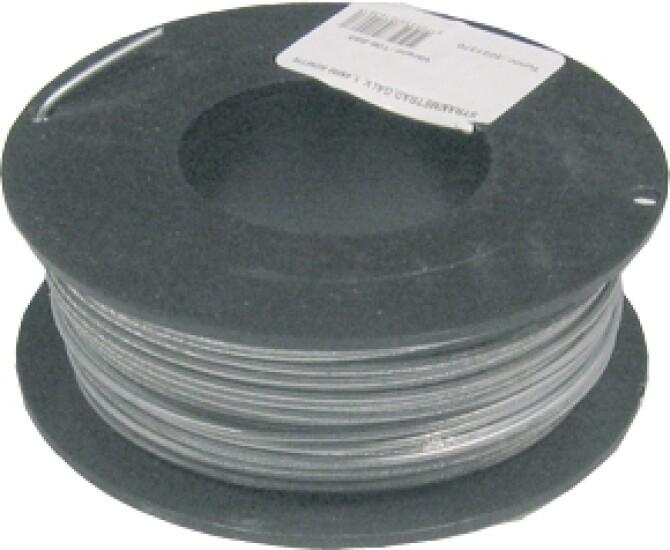 Bindetråd galvaniseret 1,4 mm x 60 m