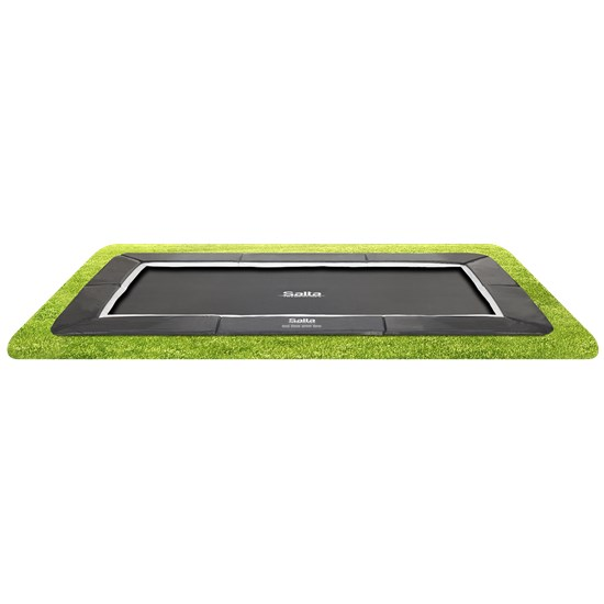Trampolin Royal Baseground Sport 214 x 305 cm, sort