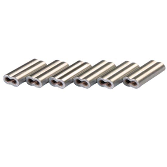 Alusamlere 1,6-2,5 mm, 100 stk