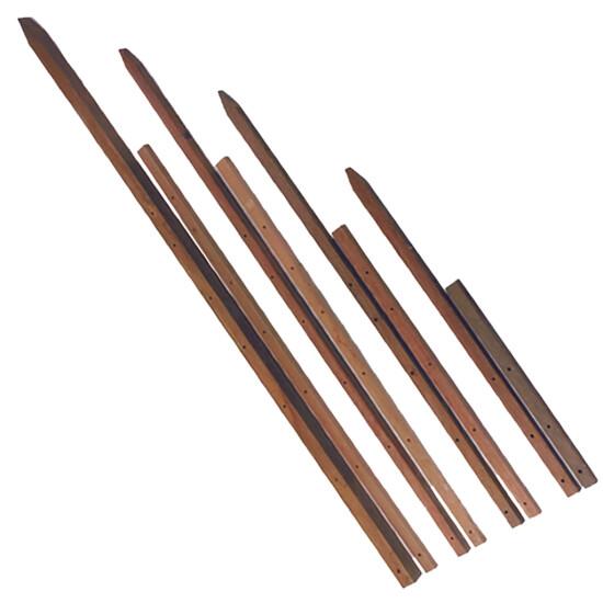 Afstandsholdere hardwood 90 cm