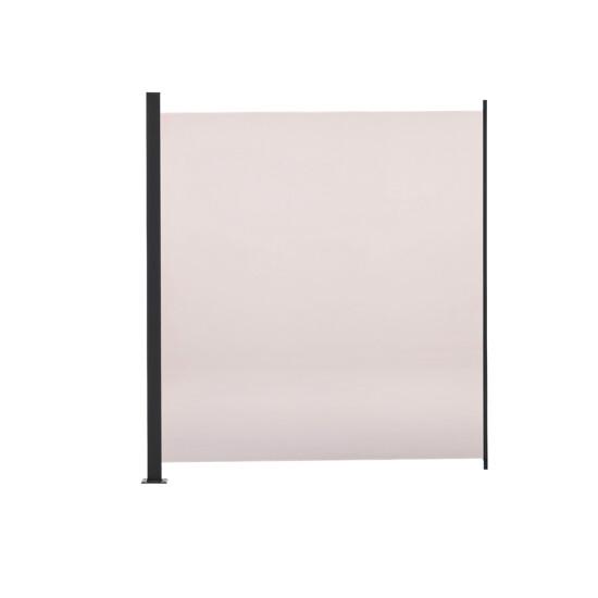HORTUS Glashegnspakke 100 x 100 cm, 1 modul + 1 stolpe