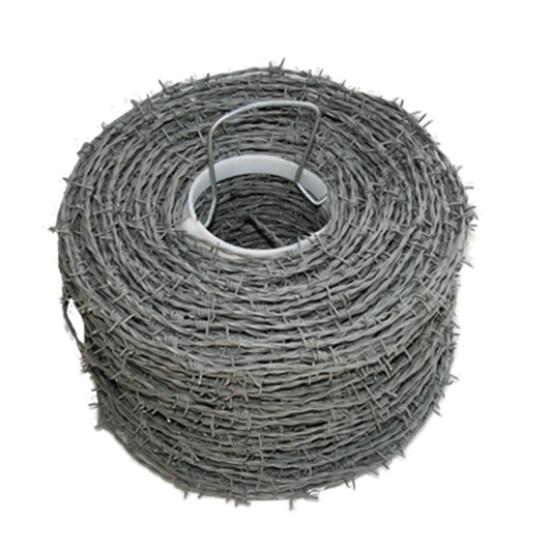 Pigtråd 250 m, grå