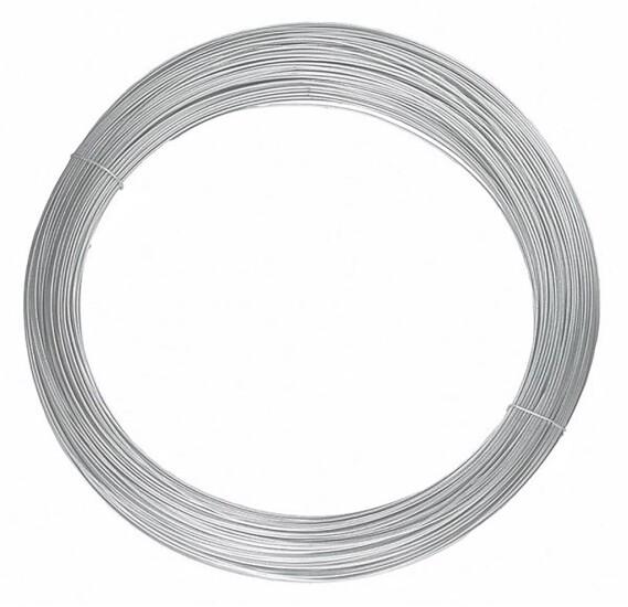 NORDIC FENCE Strammetråd 4,0 mm Grå - RAL7030