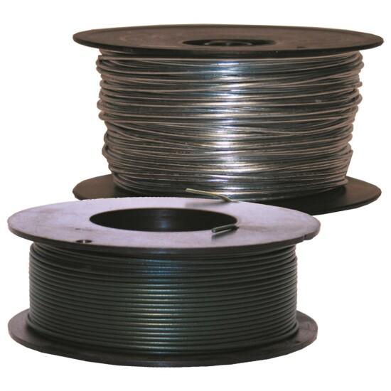 Bindetråd sort 1,4 mm x 60 m