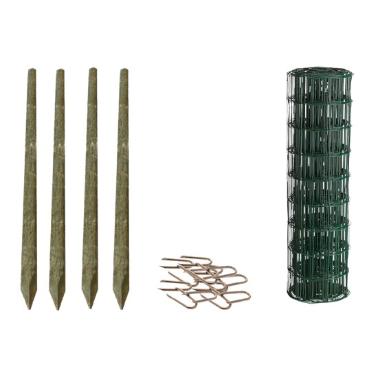 Havehegnspakke grøn 5 x 10 cm 25 meter