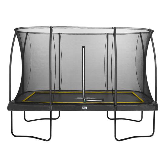 Salta trampolin Comfort Rektangulær 366 x 244 cm, sort