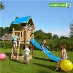 Legetårn komplet Jungle Gym Castle ekskl. rutschebane