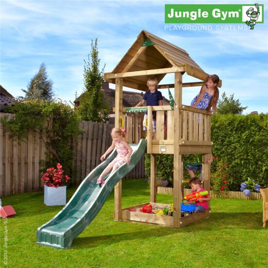 Jungle Gym House