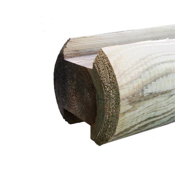 H-stolpe mellem Ø13 x 270 cm NTR-A