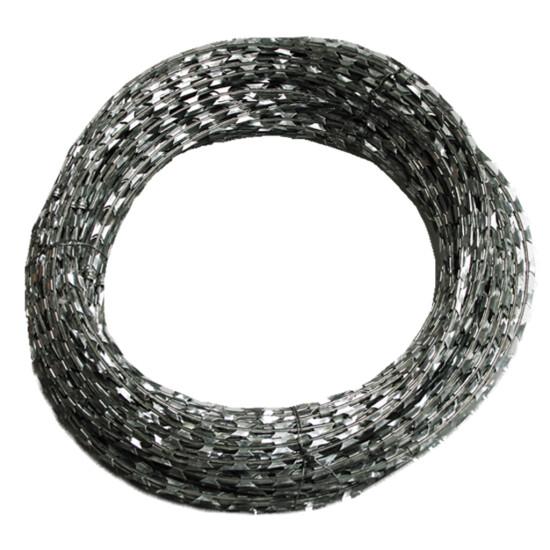 Nato pigtråd Ø45-46 cm, 8 m