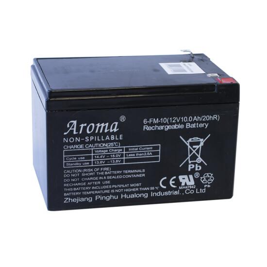 Batteri 12V10AH  til elbil