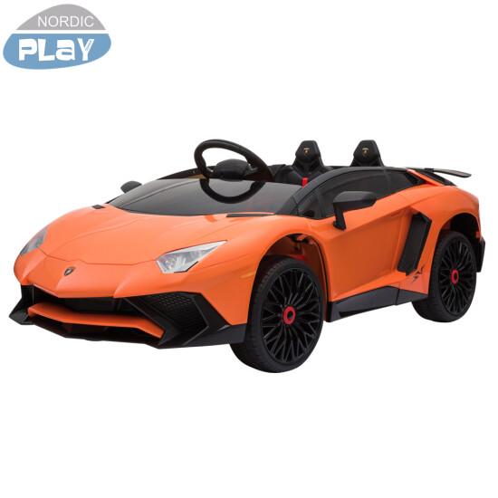 Elbil Lamborghini Aventador Premium NORDIC PLAY