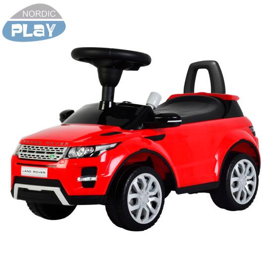 Gåbil Land Rover Evoquve licens NORDIC PLAY